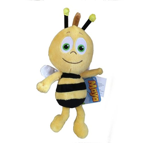 Peluche Maya l'abeille 20 cm Movie Willy