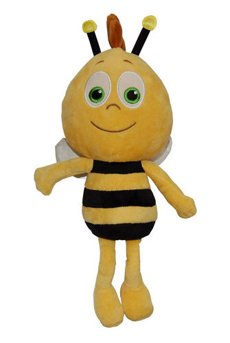 Peluche Maya l'abeille 30 cm Movie Willy