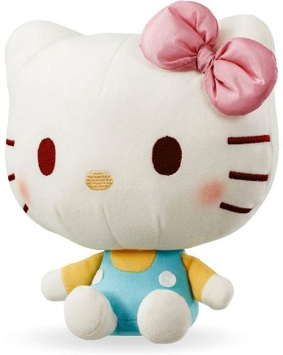 Peluche Hello Kitty supersoft 20 cm