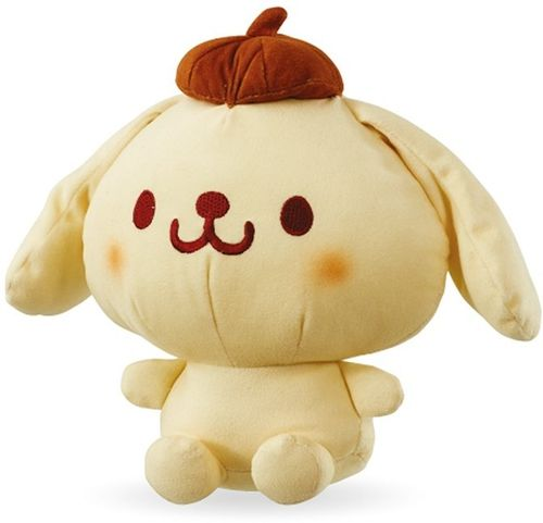 Peluche Hello Kitty supersoft Purin 20 cm
