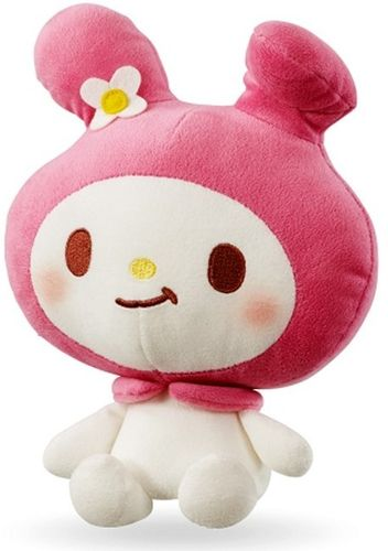 Peluche Hello Kitty supersoft My Melody 20 cm