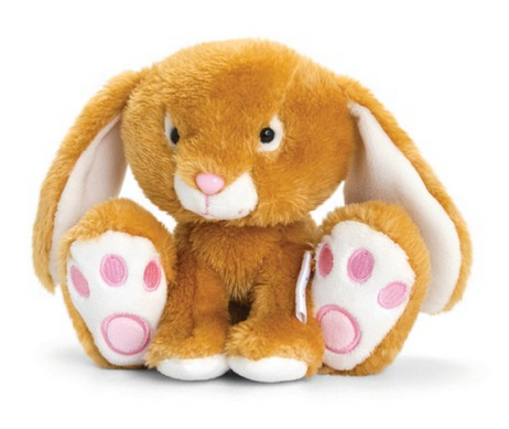 Peluche Lapin Pippins 14 cm