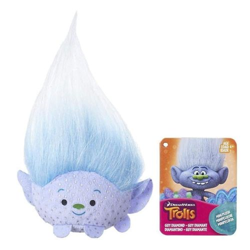 trolls peluche mini poppy Guy Diamond