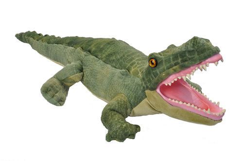 Peluche Wild Republic Alligator 60 cm