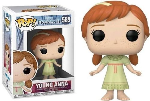 Figurine Funko Pop Reine des Neiges Anna Young