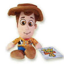 Peluche Disney Toy Story Woody 20 cm