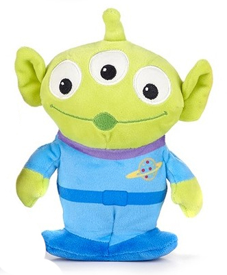 Peluche Disney Toy Story Alien 20 cm