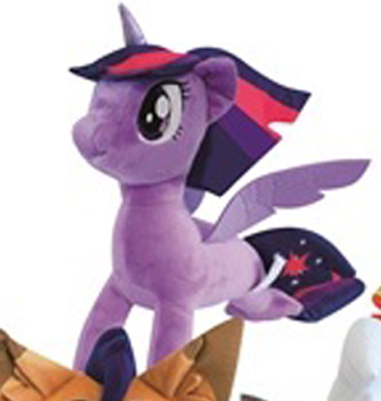 Peluche Mon petit Poney le Film , Twilight Sparkle 34 cm