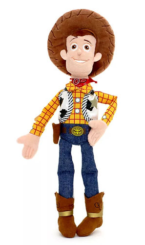 Peluche Disney Toy Story Woody 30 cm