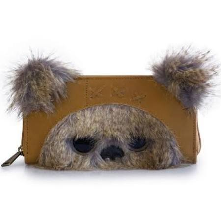 Porte feuille Star Wars Ewok