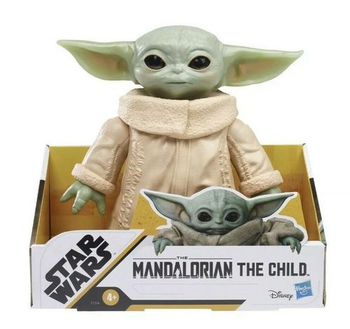 Figurine The Child , bébé Yoda, Star Wars , Mandalorian, 16 cm