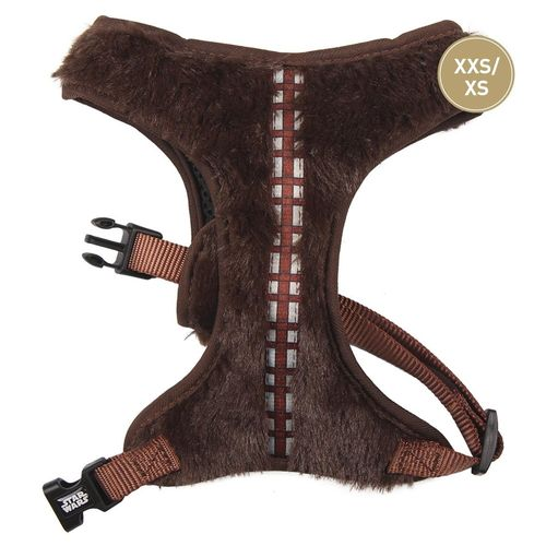 Harnais pour chien taille XXS/XS  Chewbacca , star wars