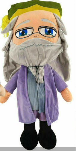 Peluche Harry Potter Dumbledore 60 cm