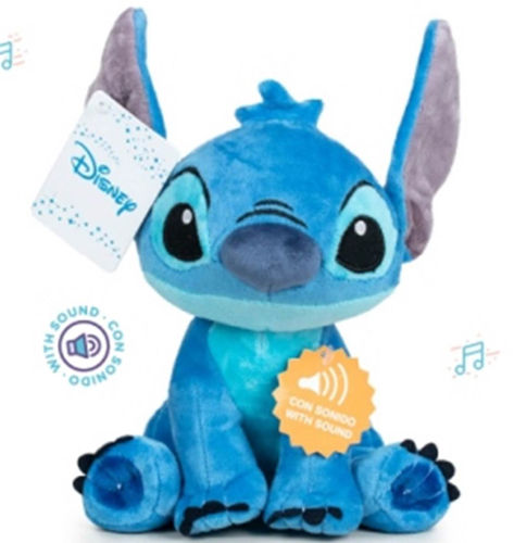 Peluche Disney Stitch avec son 50 cm